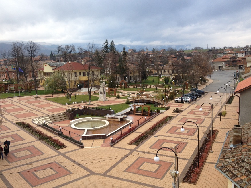 Красотата на село Чавдар
