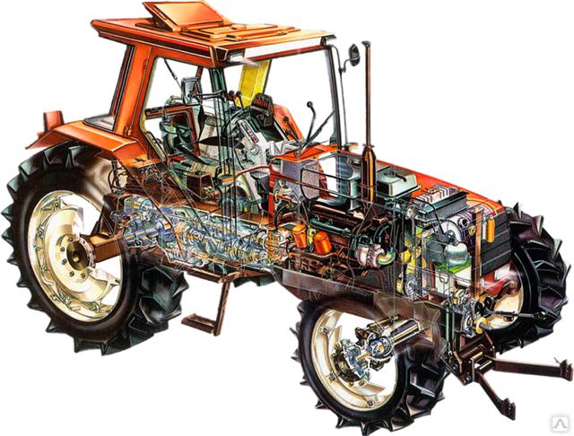 Резервни части за селскостопанска техника